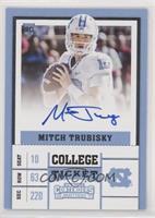 College Ticket - Mitchell Trubisky