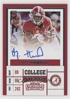 College Ticket - O.J. Howard (Red Jersey)