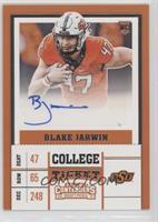 College Ticket - Blake Jarwin