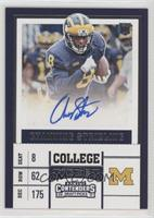 College Ticket - Channing Stribling