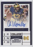 College Ticket - Chris Wormley