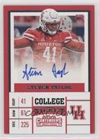 College Ticket - Steven Taylor