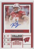 College Ticket - Vince Biegel