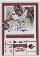 College Ticket - Damontae Kazee