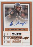 College Ticket - Ashton Lampkin