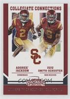 Adoree' Jackson, JuJu Smith-Schuster