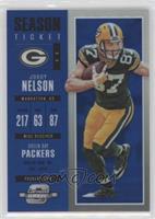 Season Ticket - Jordy Nelson #/99