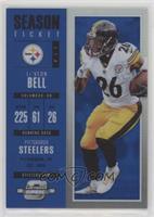 Season Ticket - Le'Veon Bell /99