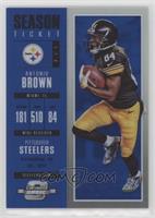 Season Ticket - Antonio Brown /99