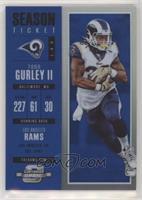 Season Ticket - Todd Gurley II /99