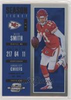Season Ticket - Alex Smith #/99