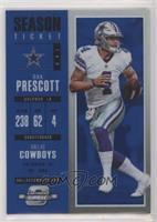 Season Ticket - Dak Prescott #/99