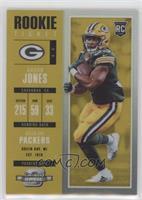 Rookie Ticket - Aaron Jones #/10