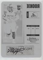 Rookie Ticket Autograph - Jabrill Peppers #/1
