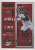 Season Ticket - DeSean Jackson /199