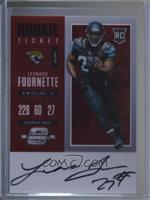 Rookie Ticket RPS Autograph - Leonard Fournette #/75