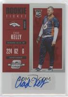 Rookie Ticket Autograph - Chad Kelly /75