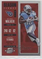 Season Ticket - Delanie Walker #/199