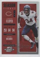 Season Ticket - Leonard Floyd #/199