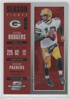 Season Ticket - Aaron Rodgers #/199