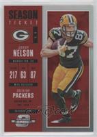 Season Ticket - Jordy Nelson #/199