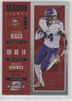 Season Ticket - Stefon Diggs #/199