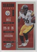 Season Ticket - Le'Veon Bell /199