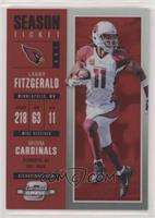 Season Ticket - Larry Fitzgerald /199