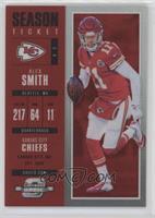 Season Ticket - Alex Smith /199