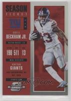 Season Ticket - Odell Beckham Jr. /199