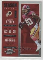 Season Ticket - Robert Kelley #/199
