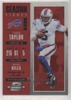 Season Ticket - Tyrod Taylor #/199