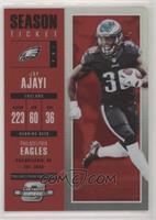 Season Ticket - Jay Ajayi #/199
