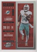 Season Ticket - Jarvis Landry /199