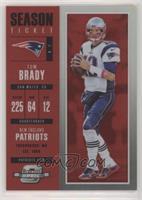 Season Ticket - Tom Brady /199