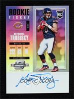 Rookie Ticket RPS Autograph - Mitchell Trubisky