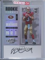 Rookie Ticket RPS Autograph - C.J. Beathard [Uncirculated]