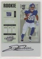 Rookie Ticket RPS Autograph - Evan Engram