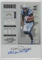 Rookie Ticket RPS Autograph - Mike Williams