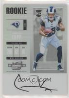 Rookie Ticket RPS Autograph - Cooper Kupp