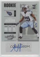 Rookie Ticket Autograph - Adoree' Jackson [Noted]