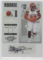 Rookie Ticket Autograph - Jabrill Peppers [EXtoNM]