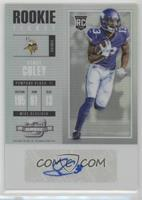 Rookie Ticket Autograph - Stacy Coley