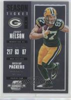 Season Ticket - Jordy Nelson