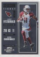Season Ticket - Larry Fitzgerald