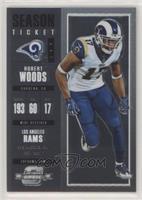 Season Ticket - Robert Woods