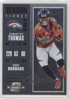 Season Ticket - Demaryius Thomas
