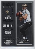 Season Ticket - Drew Brees