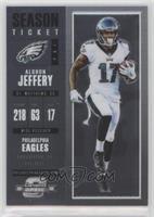 Season Ticket - Alshon Jeffery