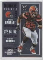 Rookie Ticket - Myles Garrett
